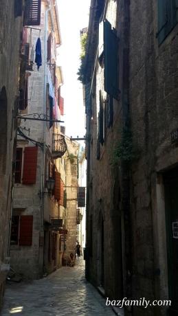 Kotor Sokakları