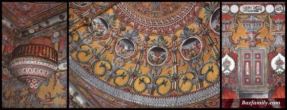 Alaca Camii'nin İçindeki Desenler