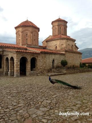 St. Naum Kilisesi