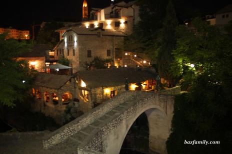 Küçük Mostar Köprüsü
