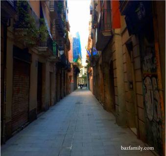 Gotik Mahalle - Barselona