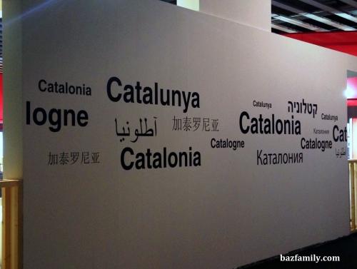 Farklı dillerde Katalonya