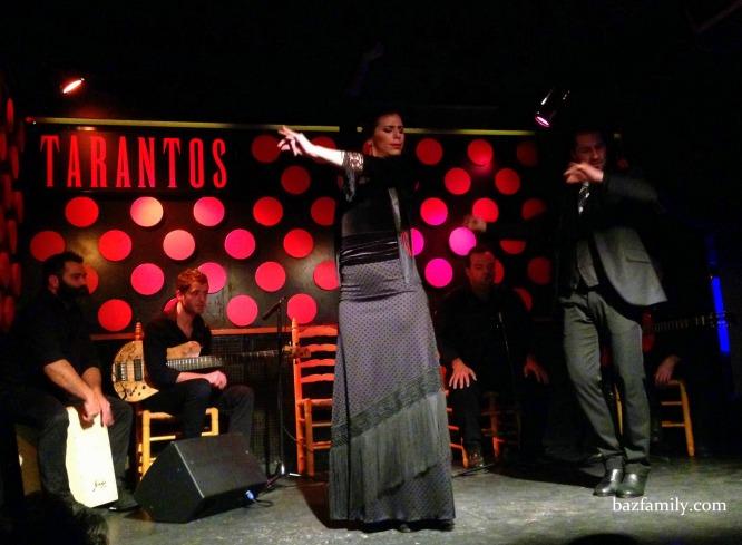 Los Tarantos - Flamenco