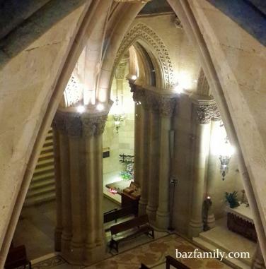 Gaudi'nin mezarı
