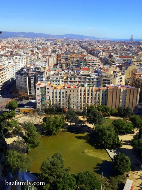 Nativity Kulesinden Barselona