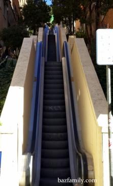 Park Güel Yürüyen Merdivenler
