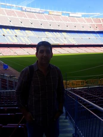Camp Nou Stadı