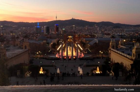 İspanya Meydanı - Plaça Espana