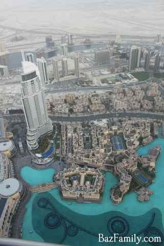 Burj Khalifa - Gündüz