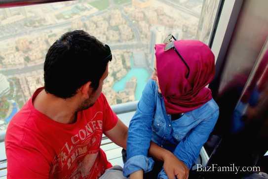 Burj Khalifa'da