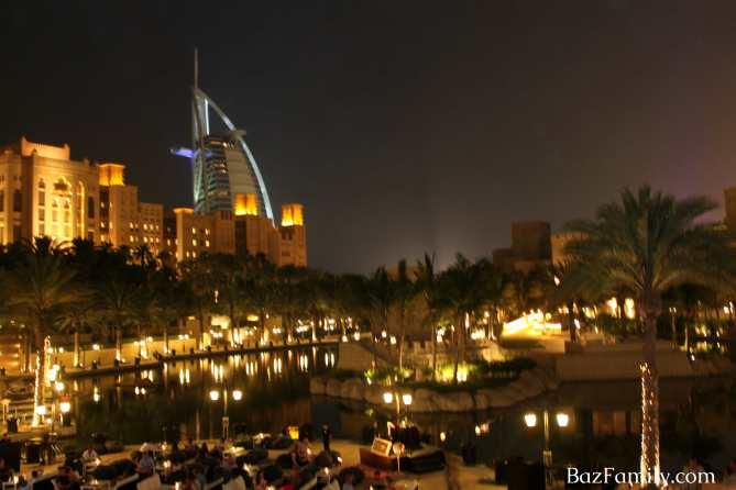 Medinat Jumeirah - Gece