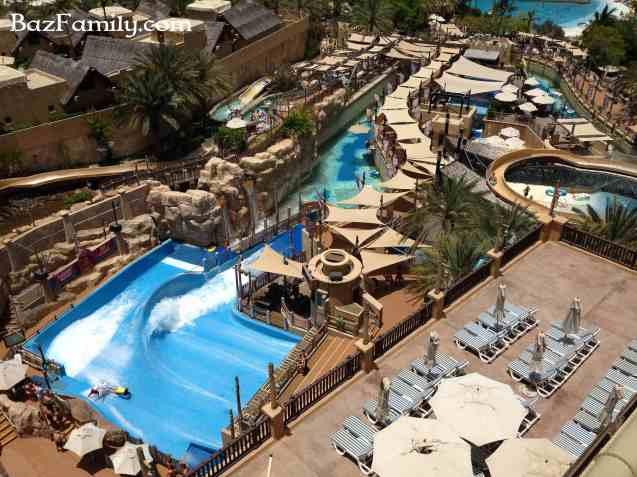 Wild Wadi Su Parkı