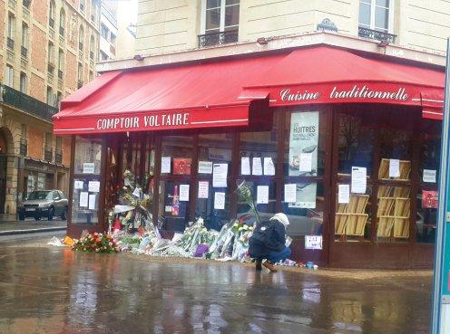Silahlı Saldırı Yapılan Cafe