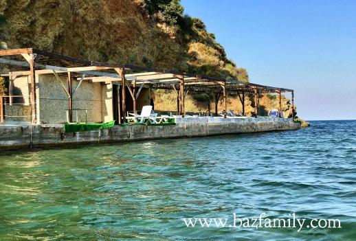 Saraylar Kadınlar Plajı VIP Bölmesi